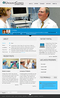 urology website